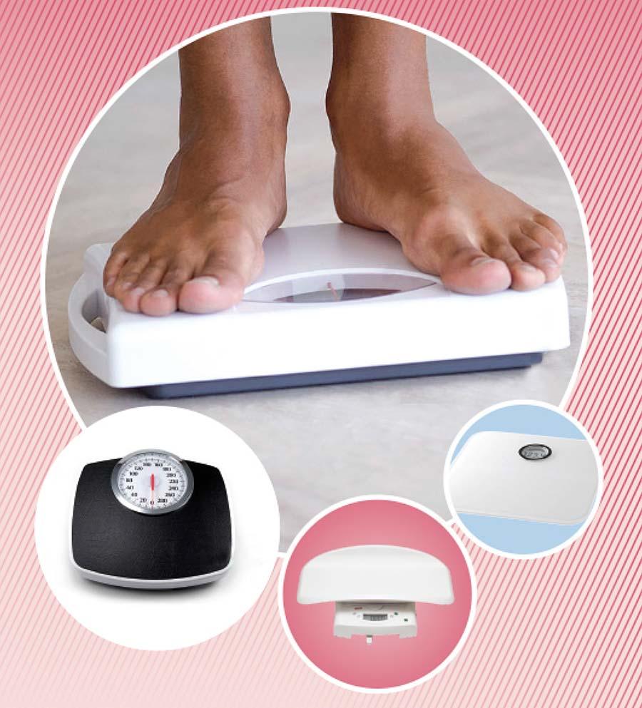 Poids et mesures médicales | Pèses personnes